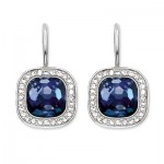 Thomas Sabo Dark Blue Cosmic Earrings