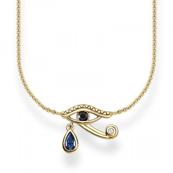 Thomas Sabo Eye of Horus Necklace