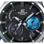 Edifice Bluetooth, Globe Dial & World Time