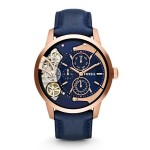 Townsman Muli-Function Navy Blue Dial Men's Watch