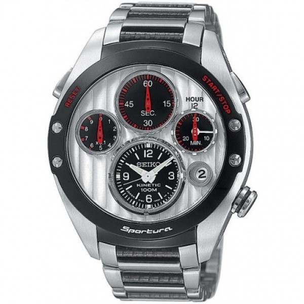 Sportura Kinetic Chronograph Limited Edition Men's Watch