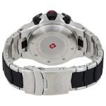 Conger White Dial Men's Two Tone Chronograph Watch