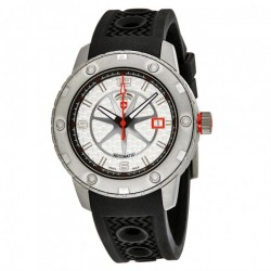 Rallye GMT Silver Dial Automatic Men's Sports Watch