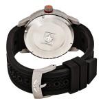 Rallye GMT Silver Dial Automatic Men's Sports Watch